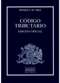 Código Tributario 2019. Edición Oficial, 34ª edición Autor: Ministerio de Justicia y Derechos Humanos Editorial Jurídica de Chile ISBN: 978-956-10-2535-6 34ª Edición, Abril 2019 Formato: 15 x 21 cm. 696 página