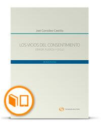 Formato: Libro DUO(Papel + Digital) Autor(es): Joel González Castillo Código: 42676873 ISBN : 978-956-400-063-3 Edición: 2019 N° Páginas: 202 págs. Tomos: 1 Área(s): Derecho Civil, Legal/Jurídica